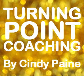 Turning Point Coaching by Cindy Paine
