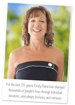 cindy promo page